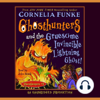 Ghosthunters and the Gruesome Invincible Lightning Ghost!