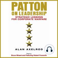 Patton on Leadership