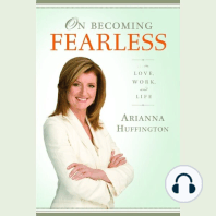 On Becoming Fearless