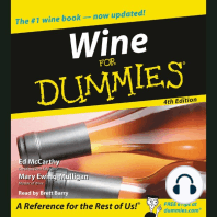Wine for Dummies, 4th Edition