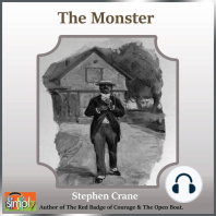 The Monster: A Stephen Crane Story