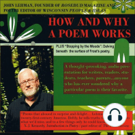 How and Why a Poem Works