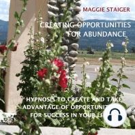Creating Opportunities for Abundance