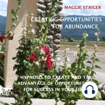 Creating Opportunities for Abundance: Hypnosis to Create and Take Advantage of Opportunities for Success in Your Life