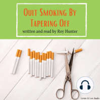 Quit Smoking By Tapering Off