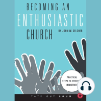 Becoming an Enthusiastic Church