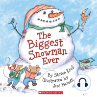 The Biggest Snowman Ever