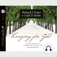 Longing for God