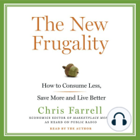 The New Frugality