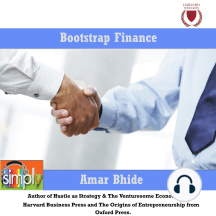 Bootstrap Finance: The Art of Startups