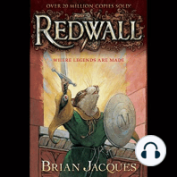 Brian Jacques' Redwall Series