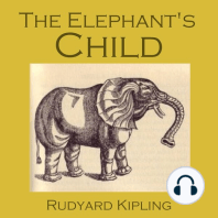 The Elephant's Child