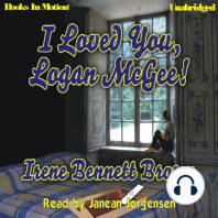 I Loved You, Logan McGee