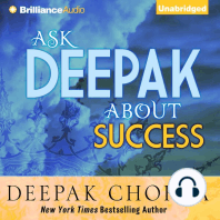 Ask Deepak About Success