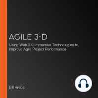 Agile 3-D: Using Web 3.0 Immersive Technologies to Improve Agile Project Performance