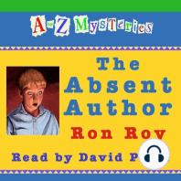 A to Z Mysteries, Book 1: The Absent Author