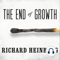 The End of Growth