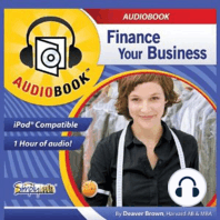 Finance Your Business