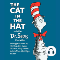The Cat in the Hat and Other Dr. Seuss Favorites