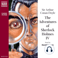 The Adventures of Sherlock Holmes – Volume IV