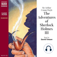 The Adventures of Sherlock Holmes – Volume III