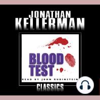 Blood Test: An Alex Delaware Novel, Book 2