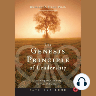 The Genesis Principle of Leadership: Claiming and Cultivating Your Created Capacity