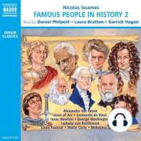 Famous People in History – Volume 2