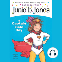 Junie B. Jones Is Captain Field Day