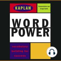 Kaplan Word Power