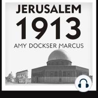 Jerusalem 1913