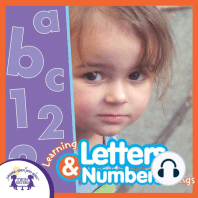 Learning Letters & Number Songs