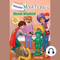 Calendar Mysteries, Book 3