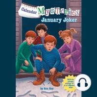 Calendar Mysteries, Book 1