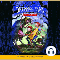 Secrets of Dripping Fang, Book #1