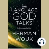 The Language God Talks