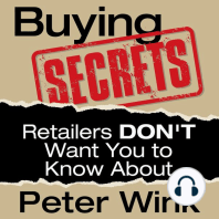 Buying Secrets Retailers Don't Want You to Know