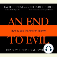 An End to Evil