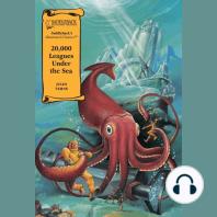 20,000 Leagues Under the Sea (A Graphic Novel Audio)
