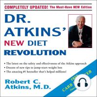 Dr. Atkins' New Diet Revolution