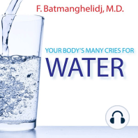Your Body's Many Cries For Water