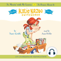 Katie Kazoo, Switcheroo, Books 11 & 12