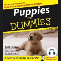Puppies For Dummies