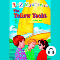 A to Z Mysteries, Book 25: The Yellow Yacht