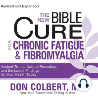 The New Bible Cure for Chronic Fatigue and Fibromyalgia
