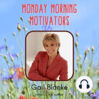 Monday Morning Motivators