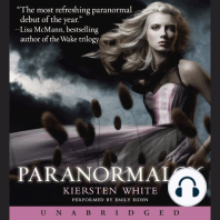 Paranormalcy