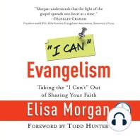 """""""I Can"""" Evangelism"""