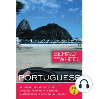 Behind the Wheel: Portuguese Level 1