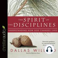 The Spirit of the Disciplines